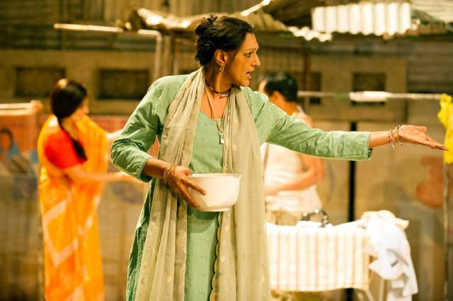 Behind the Beautiful Forever also stars Meera Syal Photograph supplied by National Theatre